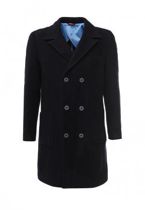 Пальто Gianni Lupo. Цвет: синий