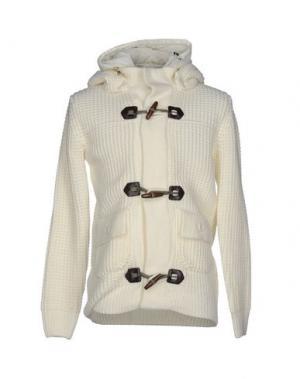 Куртка CASHMERE COMPANY. Цвет: слоновая кость