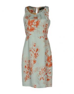 Короткое платье NICE THINGS by PALOMA S.. Цвет: светло-зеленый