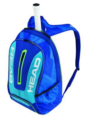 Рюкзак Tour Team Backpack HEAD. Цвет: синий, голубой