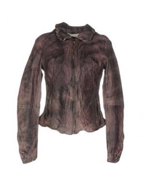 Куртка FREAKY NATION. Цвет: светло-коричневый