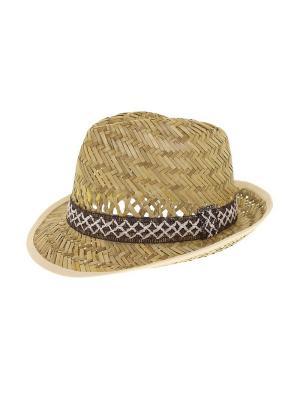 Шляпа R.Mountain. Цвет: бежевый