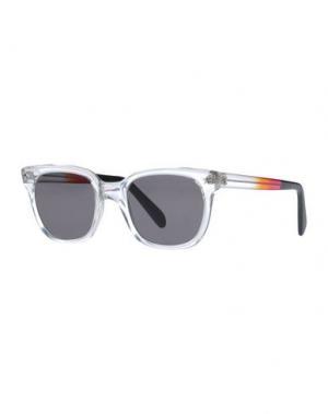 Солнечные очки SHERIFF & CHERRY. Цвет: прозрачный