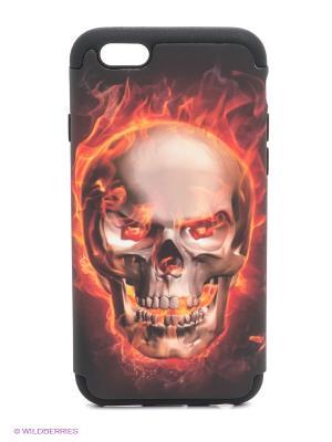 Чехол для iphone 6 WB. Цвет: черный, красный