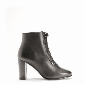 Ботинки из спилка THE KOOPLES. Цвет: черный