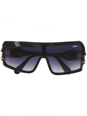 Солнцезащитные очки 858 Cazal. Цвет: чёрный