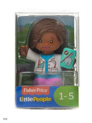 Little People Базовые Фигурки в ассортименте Mattel. Цвет: коричневый