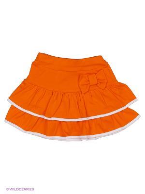 Юбка БЕБИ БУМ Сиб. Цвет: оранжевый