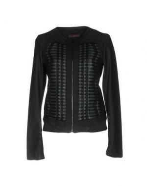 Куртка CUSTO BARCELONA. Цвет: черный