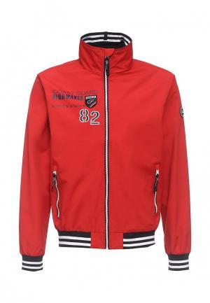 Куртка Five Seasons. Цвет: красный