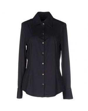 Pубашка FISICO-CRISTINA FERRARI. Цвет: свинцово-серый