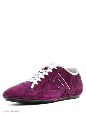 Кроссовки Calipso. Цвет: фиолетовый