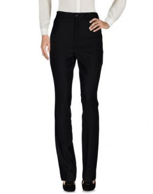 Повседневные брюки (+) PEOPLE. Цвет: черный