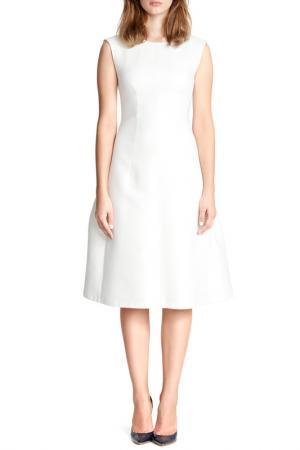 Платье Cyrille Gassiline. Цвет: белый