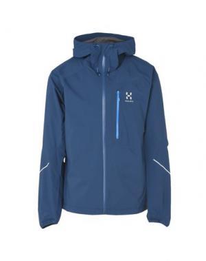 Куртка HAGLÖFS. Цвет: грифельно-синий