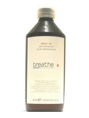 Масло Detox. Breathe. Цвет: прозрачный