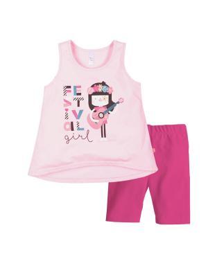 Комплект одежды Bossa Nova. Цвет: розовый