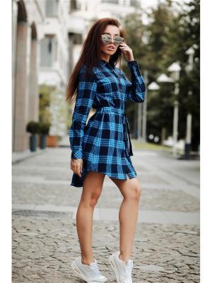 Платье рубашка MADMILK