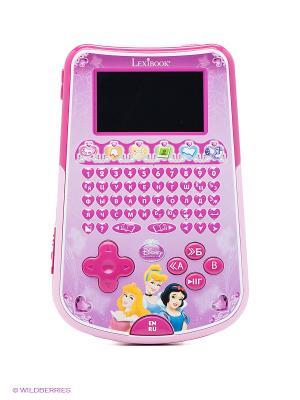 Детский компьютер - планшетник Принцесса Lexibook. Цвет: фуксия