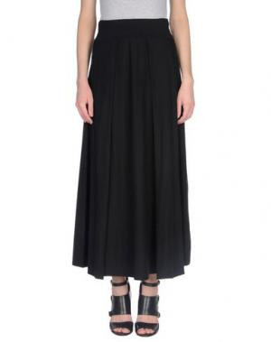 Длинная юбка LABO.ART. Цвет: черный