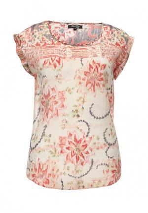Блуза Stella Morgan. Цвет: разноцветный