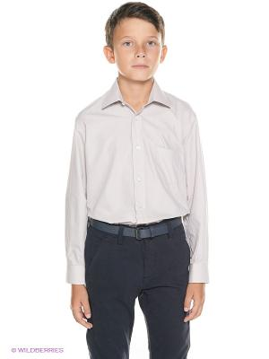 Рубашка Cascatto. Цвет: бежевый