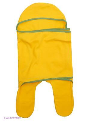 Конверт для малышей Mum`s Era. Цвет: желтый