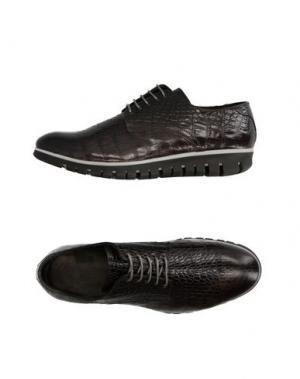 Обувь на шнурках GOLD BROTHERS. Цвет: черный
