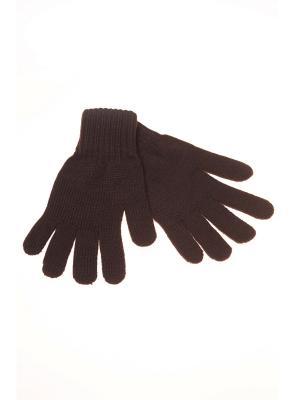 Перчатки Shapkoff. Цвет: коричневый