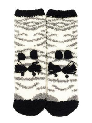 Носки HOBBY LINE. Цвет: черный, белый, серый