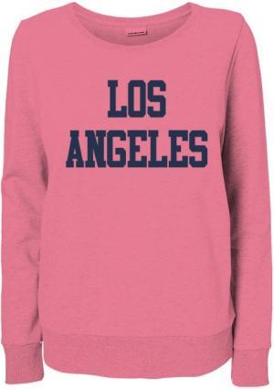 Пуловер Noisy May. Цвет: коричневый (светло-коричневый), розовый, черный