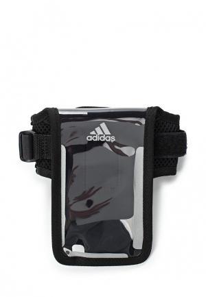 Чехол для телефона adidas. Цвет: черный