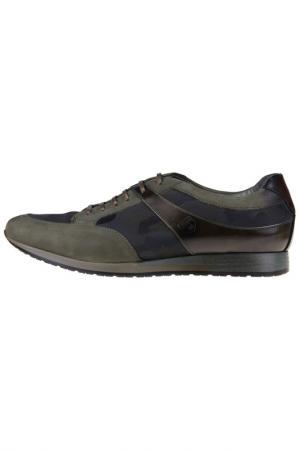 Sneakers Sergio Serrano. Цвет: green