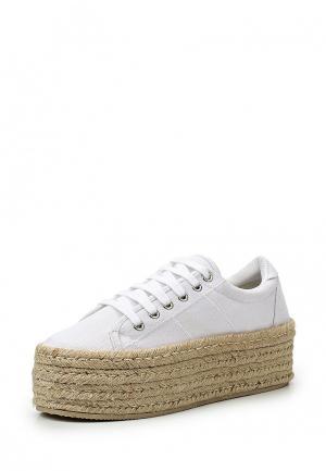 Ботинки Corina. Цвет: белый