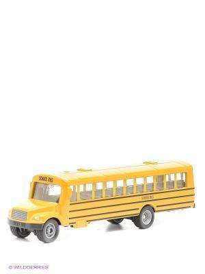Игрушка Школьный автобус SIKU. Цвет: желтый
