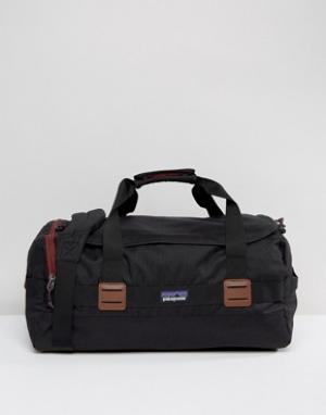 Patagonia Черная сумка Arbor 30L. Цвет: черный