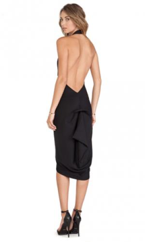Платье strokn Maurie & Eve. Цвет: черный
