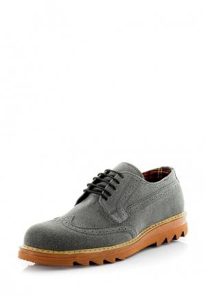 Ботинки Tonny Black. Цвет: серый