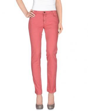 Повседневные брюки BELAIR. Цвет: пастельно-розовый