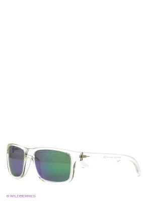 Солнцезащитные очки TOUCH. Цвет: прозрачный