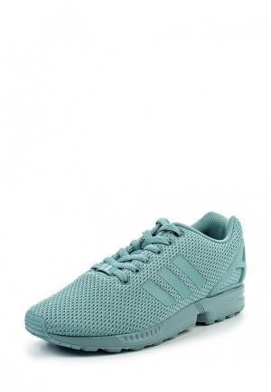 Кроссовки adidas Originals. Цвет: бирюзовый