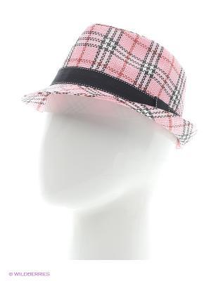 Шляпа Stilla s.r.l.. Цвет: розовый