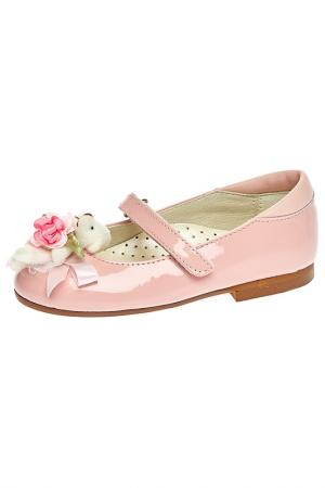 Туфли BAILELUNA. Цвет: розовый