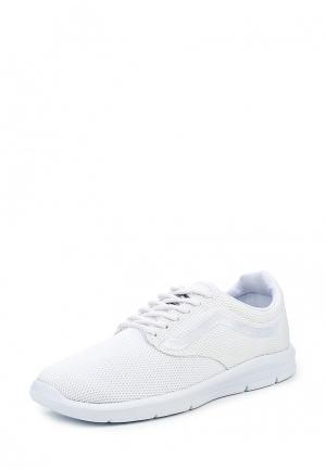 Кроссовки Vans. Цвет: белый