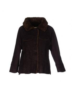 Куртка TROU AUX BICHES. Цвет: какао