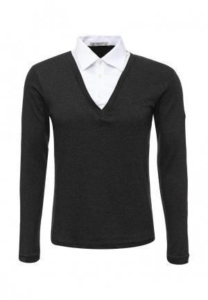 Пуловер Rerock. Цвет: серый