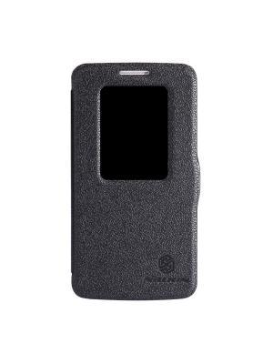 Чехол-книжка для LG G2 mini (D618) Fresh Series Leather Case Nillkin. Цвет: черный