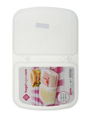 Контейнер для сэндвичей и нарезки Migura. Цвет: прозрачный