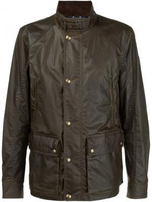 Куртка New Tourmaster Belstaff. Цвет: коричневый