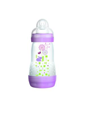 Бутылочка для кормления MAM Anti-Colic 260 мл. Цвет: фиолетовый